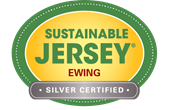 Sustainable jersey logo