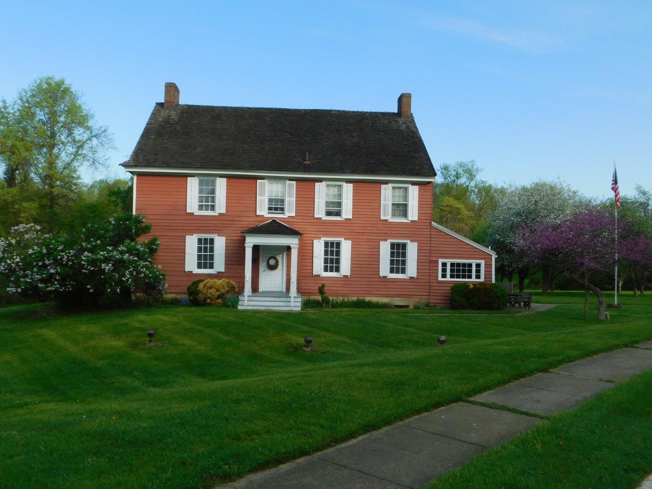 Benjamin Temple House