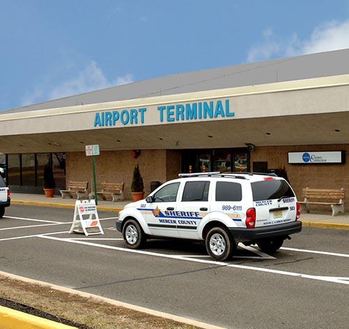 Mercer County Airport Terminal