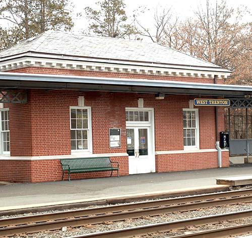 West Trenton Railroad Station
