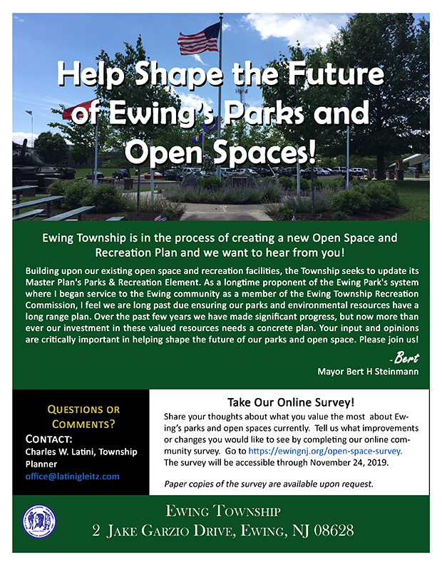 Open Space Survey